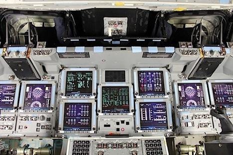 Space Shuttle Atlantis hands-on: a look inside [VIDEO] | An ideas of thinker. | Scoop.it