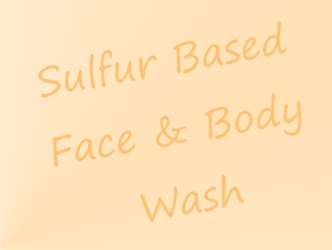 Best Sulfur or Sulphur Face Wash | No 1 is HOT! | Health and Beauty | Scoop.it