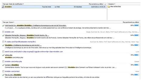 Recherche d'informations et méta-moteurs : valider votre veille | Stratidev | Veille_Curation_tendances | Scoop.it