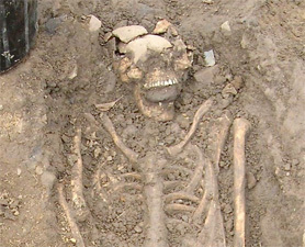 Did Zombies Roam Medieval Ireland? : Discovery News | Archaeology News | Scoop.it