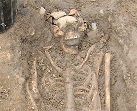Did Zombies Roam Medieval Ireland? : Discovery News | Anthropology and Archaeology | Scoop.it
