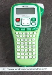 Brother GLH105VP Handheld Garden Labeller | Blogging for business visibility online | Scoop.it