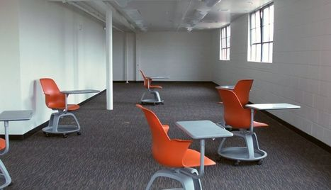 What Should a 21st-Century School Library Look Like? | School Libraries | Scoop.it