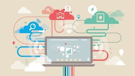 Distribution : les trois technologies à suivre - Apax Talks | L'actu de nos médias | Scoop.it