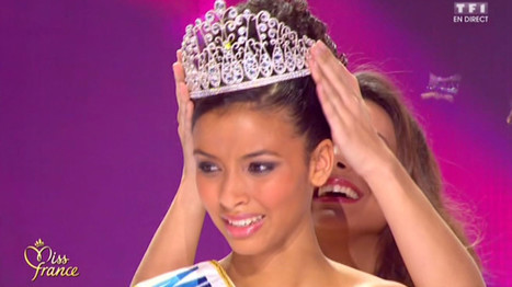 Flora Coquerel couronnée Miss France 2014 | fb27 Infos | Scoop.it