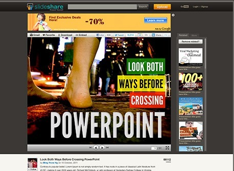 Try the new SlideShare viewing Experience | SocialMediaDesign | Scoop.it