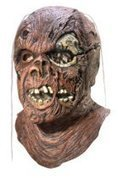 Halloween Mask - Friday The 13th Part 7 New Blood Jason Voorhees Deluxe Overhead Mask | SHOP | Scoop.it