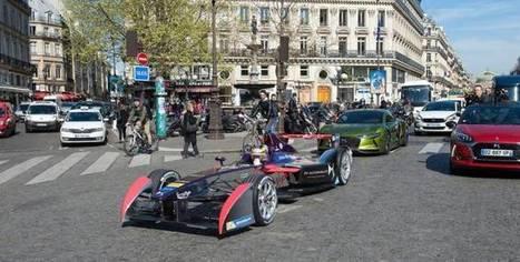 Paris, Pékin, Mexico... Voici le top 5 des circuits de Formule Electrique | Auto , mécaniques et sport automobiles | Scoop.it