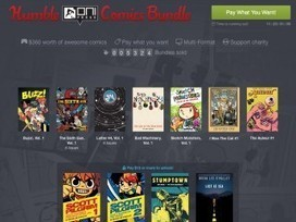 How Humble Bundle is Changing the Face of Digital Comics Buying - Comic Book Resources | Litteris | Scoop.it