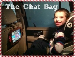 {Giveaway} The CHAT Bag for Ipads or Tablets | Special Needs Parenting | Scoop.it