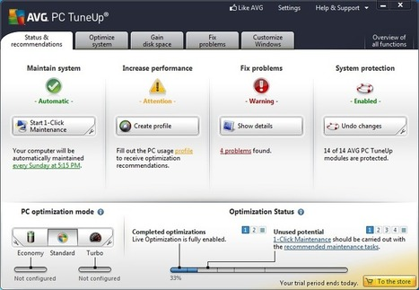 Uninstall Software Guides - How to Completely Remove Programs with Software Removal Tips: Can't Uninstall AVG Tuneup 2014 – How Can I Totally Remove AVG Tuneup from Windows 8.1? | Fix PC Problems | Scoop.it