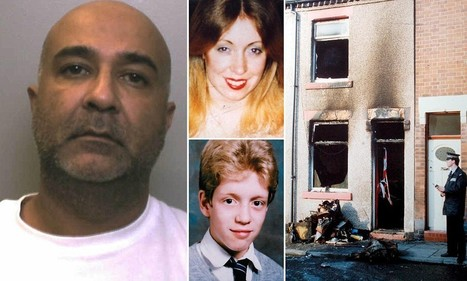 Landlord who killed mother and teenage son in arson attack over unpaid | Background Checks | Scoop.it