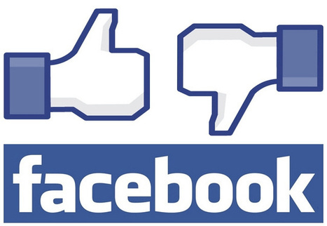 Facebook : du « like » au « dislike » - Saphirnews.com - SaphirNews.com | Digital Marketing Cyril Bladier | Scoop.it