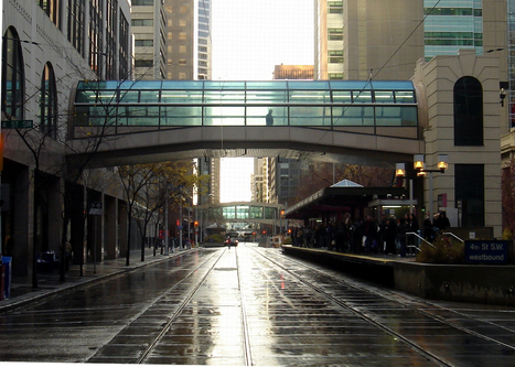 Places Journal Explores the Past, Present and Future of Urban Skyways | Modern Ruins | Scoop.it