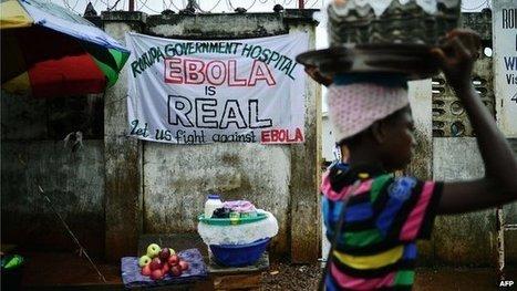 BBC launches WhatsApp Ebola service | Radio Hacktive (Fr-Es-En) | Scoop.it