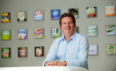 Britvic CMO: 'Spending money on digital is easy, it's producing great content that's hard' | Consumer & FMCG | Scoop.it