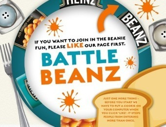 Heinz lance une application de jeu sur Facebook   La Revue Webmarketing   Scoop.it