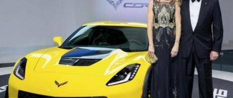 GM to auction first 2015 Corvette Z06 for charity - I4U News | Muscle Cars | Scoop.it