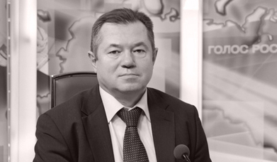 "Russian presidential advisor Sergey Glaziev reports to Kremlin: ""The world is in a state of financial war"" 