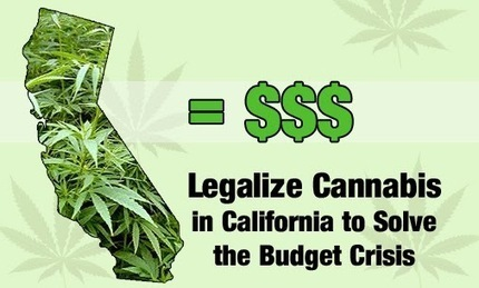 The Tatted Blogger: Could California's Legalization of Marijuana Save The State | Breaking News And Hot Topics | Scoop.it
