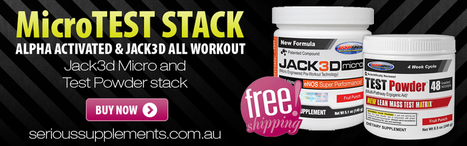Visit www.SeriousSupplements.com.au | Protein Powders in Australia | Scoop.it