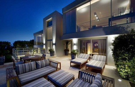 Villa Côte d'Azur by Leo Trippi | Awesome Architecture | Scoop.it
