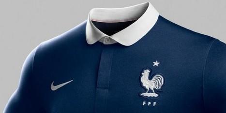 Les Bleus à la mode 1958 pour le Brésil | CRAKKS | Scoop.it