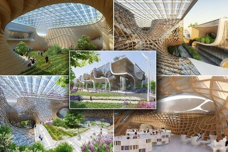 Is this the shopping centre of the future? | Commercial Real Estate & Retail News | Scoop.it