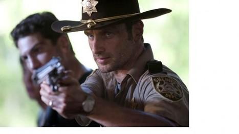 The Walking Dead – L'église au milieu des marcheurs | I love cinema | Scoop.it
