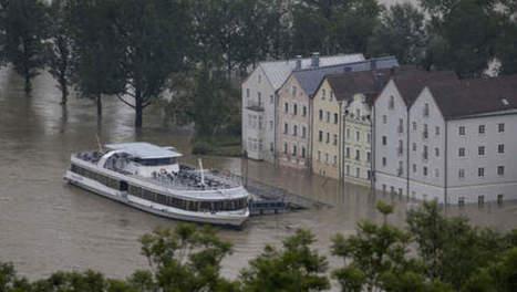 Dijk van Donau breekt in Beierse plaatsje Osterhofen | MaCuSa kris | Scoop.it
