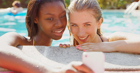 For Teenage Girls, Swimsuit Season Never Ends | Digital Literacy in the Library | Scoop.it