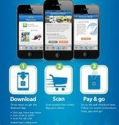 Walmart teste une application mobile de self -scanning | Solutions locales | Scoop.it