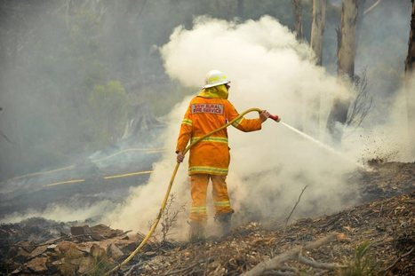 Firefighters still battling to contain Bundjalung blaze | Bushfires | Scoop.it
