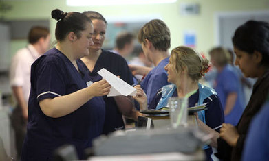 NHS Direct staff cuts lead to patient overload in A&E   Test Press Summaries   Scoop.it