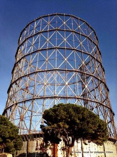 UK: Industrial archaeology at Ostiense Rome - between redevelopment and gentrification | Industrial Heritage | Scoop.it