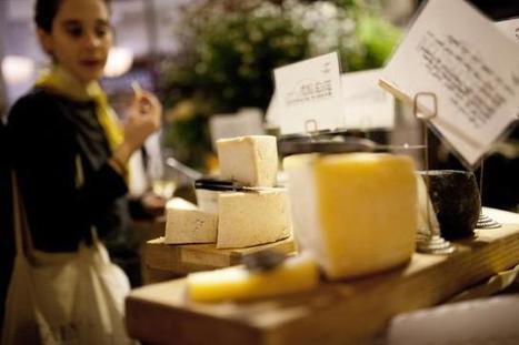 Fromage : Les français premiers consommateurs au monde | meltyFood | Culture Gen. | Scoop.it