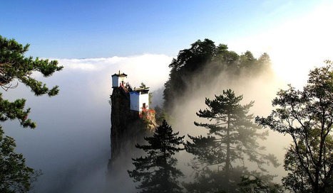 Have You Seen This Dreamy Taoist Temple In China? | IELTS, ESP, EAP and CALL | Scoop.it