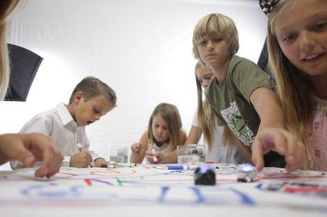 Apprendre à coder à l'école avec OZOBOT, le mini robot | Enlettrées | Scoop.it