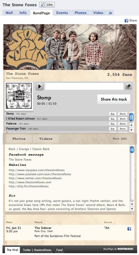 doing business on facebook » RootMusic – Das bessere MySpace für Facebook Seiten | SocNews | Scoop.it