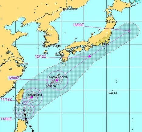 Two Dead as Typhoon Noul Slams Philippines on Way to Japan - NBCNews.com | CLOVER ENTERPRISES ''THE ENTERTAINMENT OF CHOICE'' | Scoop.it