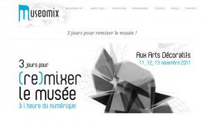 Retour sur Museomix, premièreédition | NTIC et musées | Scoop.it