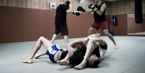 Votre école de MMA à Paris chez Cercle Tissier   mikejogging   Scoop.it