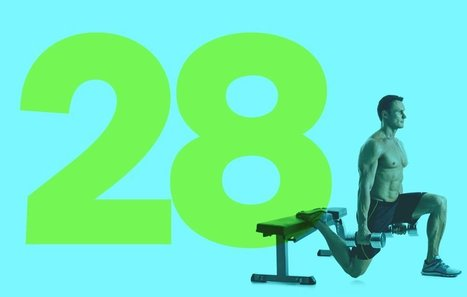 Why You Should Do Exactly 28 Reps During Your Next Workout   Health and Fitness News and Reviews   Scoop.it