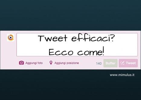 Come scrivere Tweet efficaci | Social Network & Web | Scoop.it