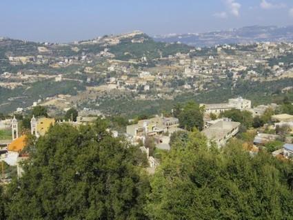 L'évolution des paysages de pierre sèche au mont Liban | ArchéOrient - Le Blog | pierresèche | Scoop.it