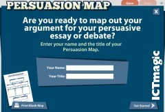 Persuasion Map | ICTmagic | Scoop.it