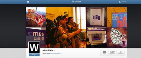 Instagram è il social network con più interazione - Wired | Social Media Marketing | Scoop.it