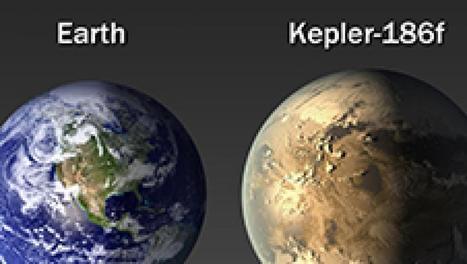 Kepler 186F: un nom nimbé de mystères | Tout est relatant | Scoop.it