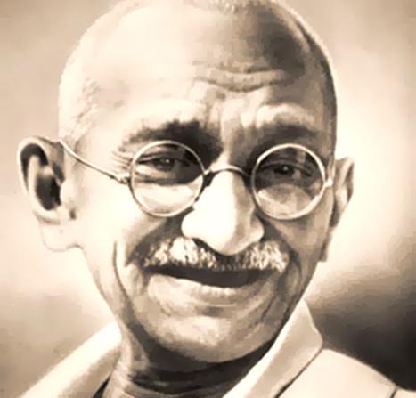 15 Inspiring Quotes from Mahatma Gandhi | Welcome Back Gandhi | Scoop.it
