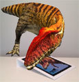 Augmented reality app brings dinosaurs to life at museum | Virtual Reality VR | Scoop.it